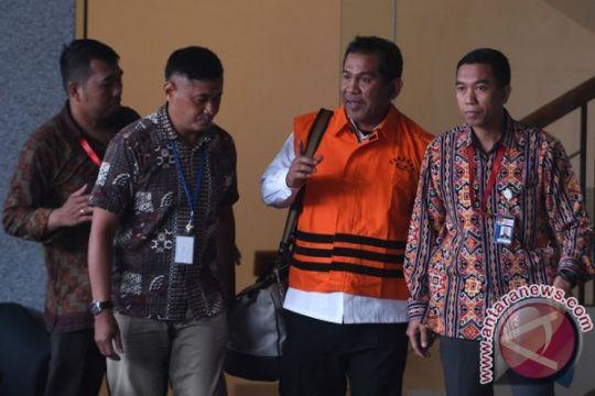 KPK tahan bupati Hulu Sungai Tengah