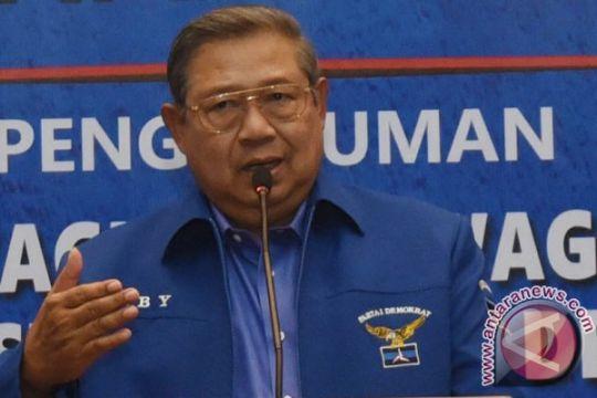 SBY hadiri kampanye Cabup Margiono di Tulungagung