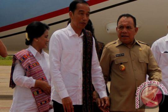 Presiden Jokowi targetkan tujuh juta sertifikat pada 2018