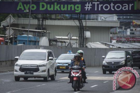 Polisi sarankan Jakarta terapkan aturan ganjil-genap untuk sepeda motor