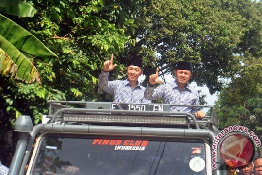 Bima: warga Bogor telah memberikan restu kepada saya