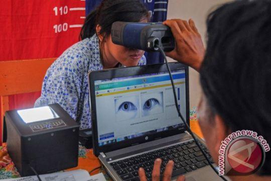 445.000 warga Jawa Tengah belum ikuti perekaman data KTP-e
