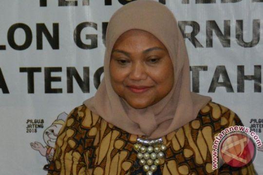 Kader PKB Ida Fauziah temui Prabowo