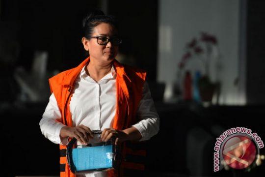 Miryam S Haryani dieksekusi ke Lapas Pondok Bambu