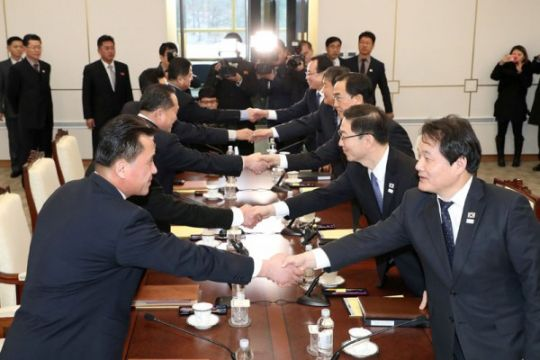 Korsel berharap perdamaian abadi di Semenanjung Korea