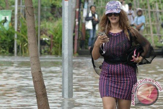 Banjir melanda sebagian wilayah Jembrana, Bali