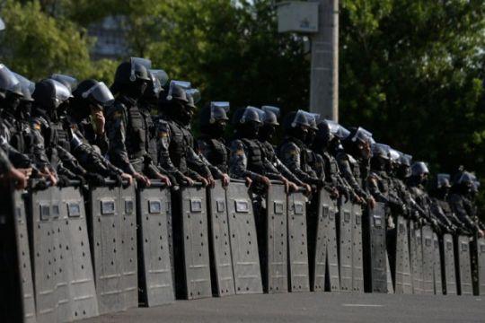 Sistem keamanan publik Brasil rusak, kata Menhan