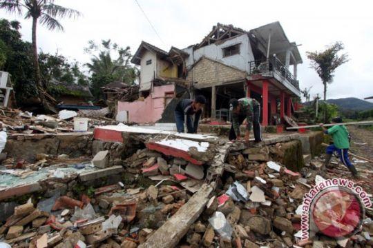 Gempa lagi di Lebak saat Jumatan tadi, penduduk Sukabumi kaget