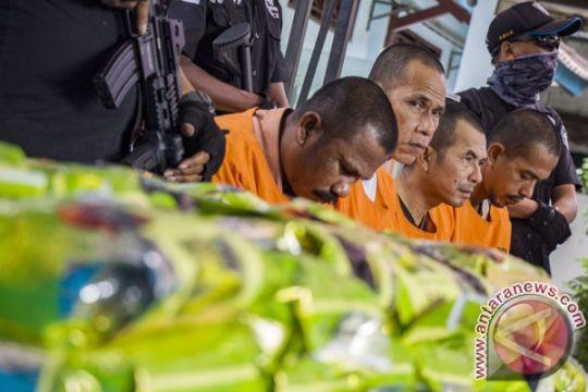 Polisi tangkap 11 pengedar narkoba di Sukabumi