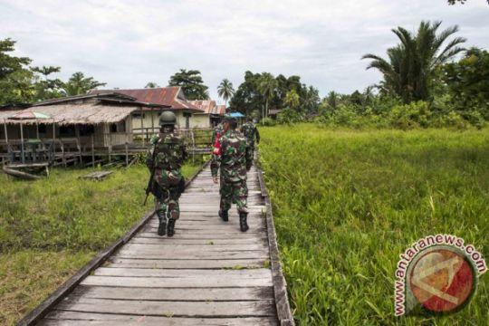 Anggota TNI AD tewas ditembak kelompok kriminal bersenjaya di Sinak