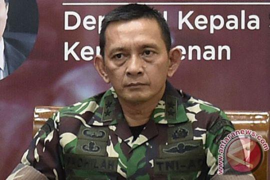 TNI mutasi 38 pati, M Sabrar Fadilah jabat Pangdam I/Bukit Barisan