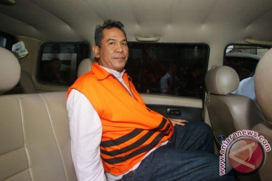 KPK telah periksa 42 saksi korupsi Hulu Sungai Tengah