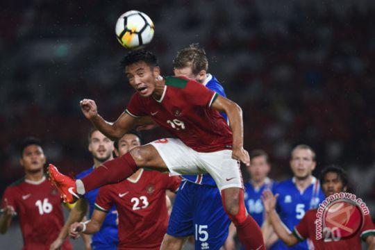 Kemarin, Indonesia kalah dari Islandia hingga GBK buat terpesona