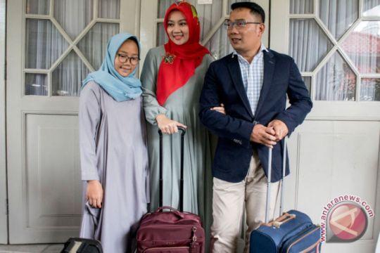 Ridwan Kamil tinggalkan rumah dinas wali kota