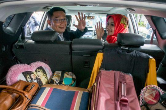 Ridwan Kamil berat tinggalkan Pendopo