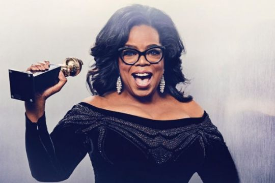 "Oprah dan John Legend isi suara VR animasi ""Crow: The Legend"""