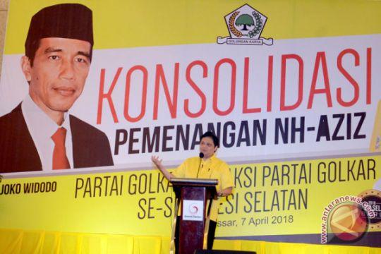 Konsolidasi Pemenangan Nurdin-Aziz