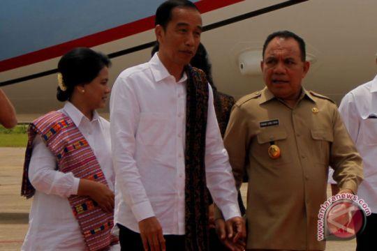 Presiden Kunjungi NTT