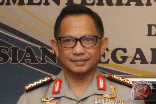 Kapolri resmikan Mapolres Aceh Tenggara
