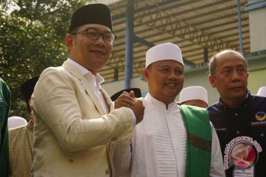 Ridwan Kamil: Partai Gerindra tidak minta mahar