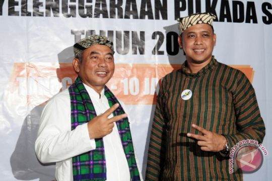 Pendaftaran Bakal Calon Walikota Bekasi