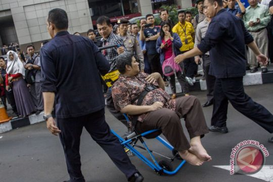41 mahasiswa UBD korban insiden BEI masih dirawat