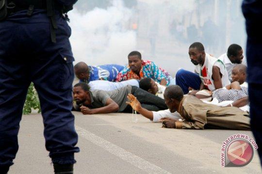Pemungutan suara di Kongo ditunda akibat badai dan hujan deras