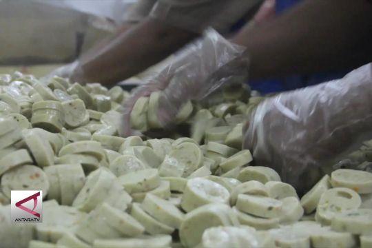 BKIPM Semarang dorong surimi lakukan diversifikasi bahan baku