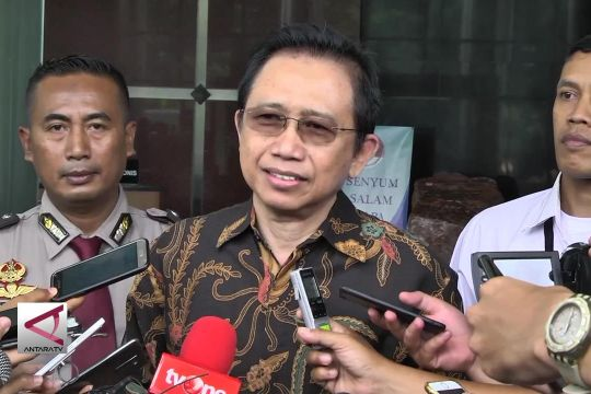 KPK Panggil Mantan Ketua DPR Marzuki Alie