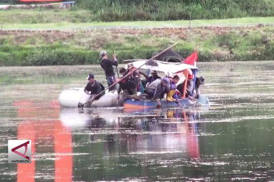 Perlunya Pemerintah Pusat Tangani Sungai Citarum