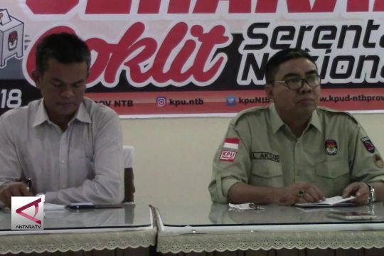 KPU NTB kerahkan 8.336 PPDP untuk data pemilih