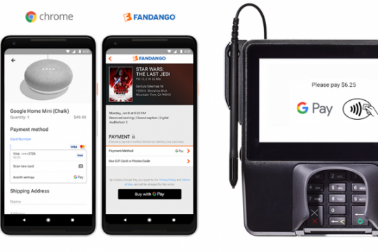 Google Play jangkau 170 bank di AS