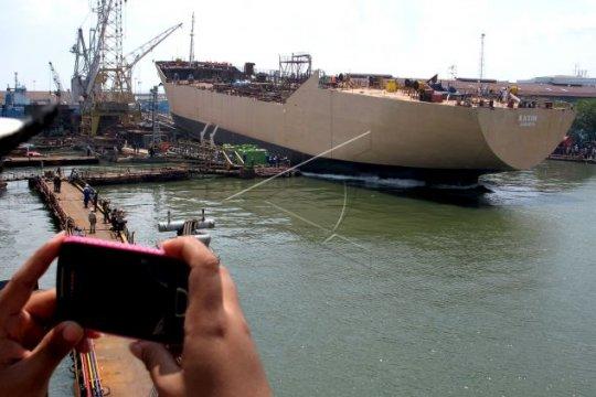 IKI bersama PT Dok dan Perkapalan Surabaya garap kapal untuk Pelindo I