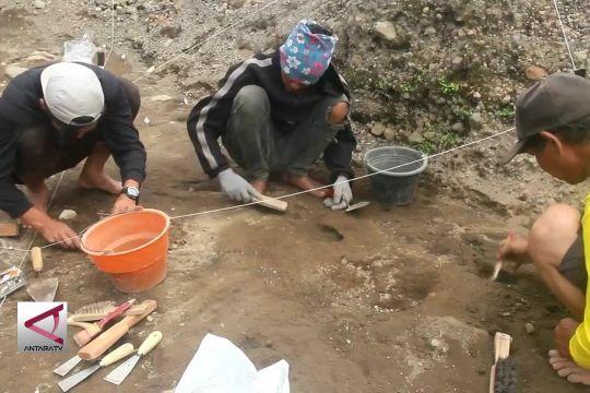 2018, Ekskavasi Situs Liyangan Dianggarkan Rp 300 Juta