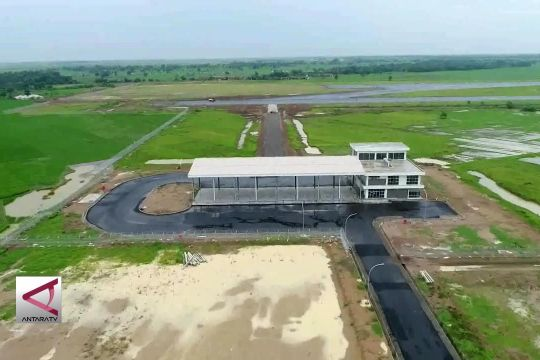 Bandara Jawa Barat ditargetkan selesai tahun ini