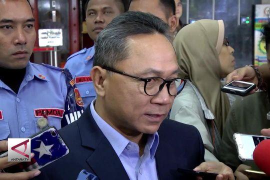 Ketua MPR  Berharap Keran Impor Beras Ditahan