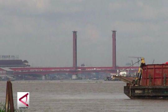 Pembangunan jembatan Musi VI masuki tahap II