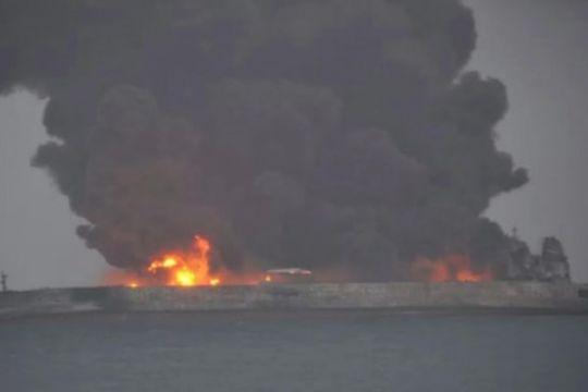 Korsel bantu cari korban kecelakaan kapal China-Iran