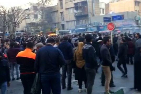 Iran: Trump khilaf, bahas demonstrasi di Dewan Keamanan PBB
