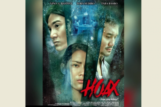"""""""Hoax"""", bebaskan imajinasi penonton"""