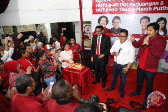 Djarot Saiful Hidayat ajak masyarakat rutin berolahraga