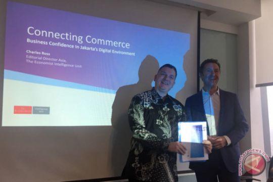 Jakarta masuk kota teroptimis terkait transformasi digital