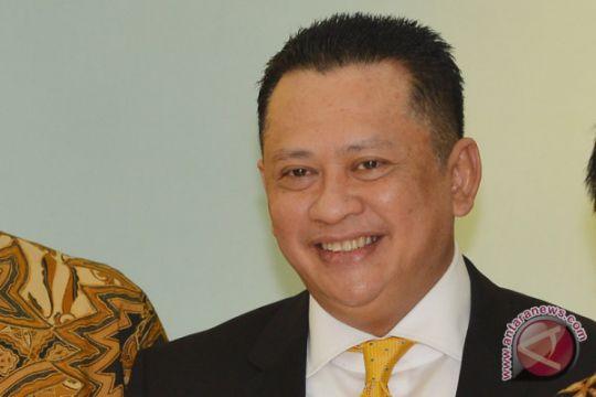 Ketua MPR menilai kepemimpinan Bambang Soesatyo benahi DPR