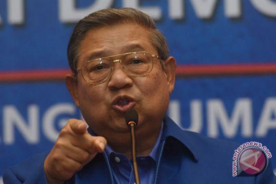 Alasan SBY memilih Benny K. Harman untuk Pilgub NTT