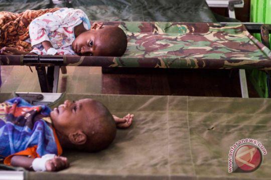 RSUD Agats masih rawat 11 pasien gizi buruk Asmat