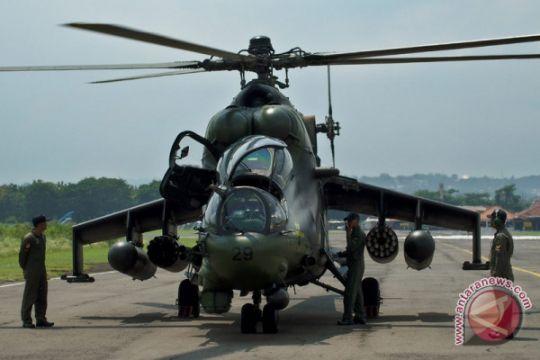Helikopter Penerbad Semarang