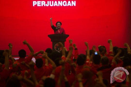 Megawati paparkan strategi memenangkan pilkada Jatim