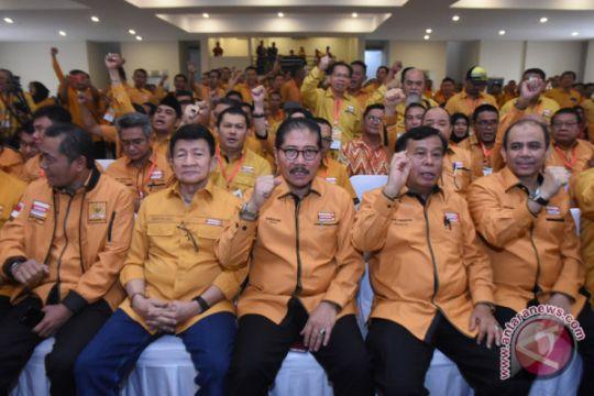 Hanura tegaskan dukung Jokowi sebagai capres 2019