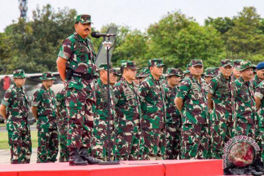 TNI bangun markas sejumlah satuan induk di Sorong
