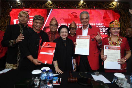 PDI Perjuangan umumkan enam pasang cagub-cawagub